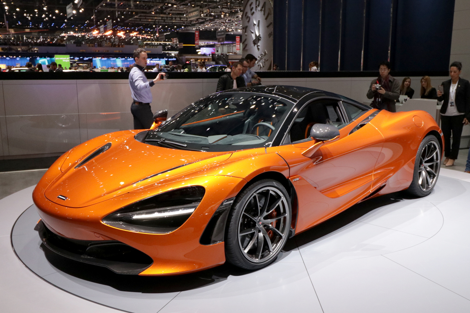 Best Of The Geneva Motor Show Concept Cars Supercars And