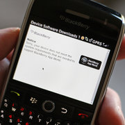 RIM moves fast to fix BlackBerry App World problems 0