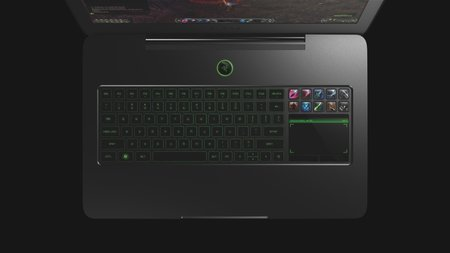 Razer takes on Alienware with Razer Blade gaming laptop - photo 6