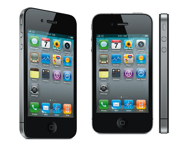 Apple iPhone 4 becomes reality. Phones, Mobile phones, Apple, iPhone 4, WWDC2010, iPhone 3GS 0