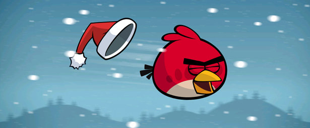 Angry Birds tops mobile apps sales for 2010.