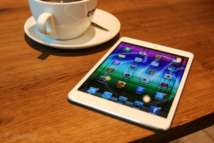 Tablet Technology - Magazine cover