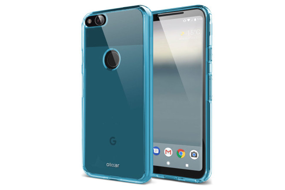 Image result for Google Pixel 2 XL pops up on FCC, LG will be making it