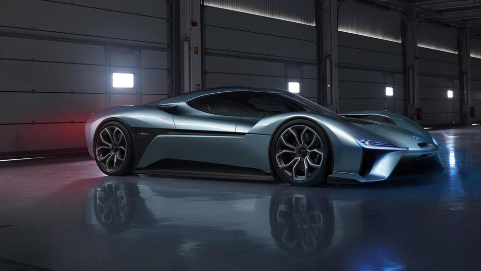 25 Of The Most Incredibly Futuristic Electric Cars From The Last Few