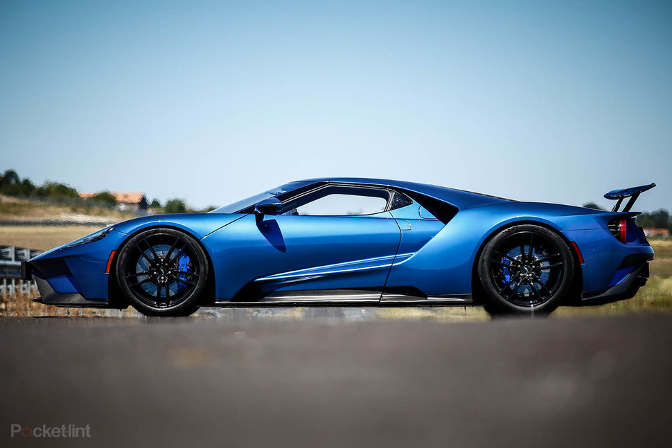Ford Gt Review Image