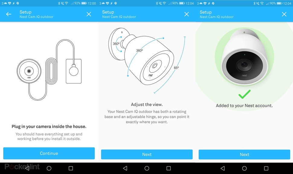 Nest cam iq outdoor review outside security camera gets smarter nest cam iq outdoor screenshots and notifications image 6 asfbconference2016 Gallery
