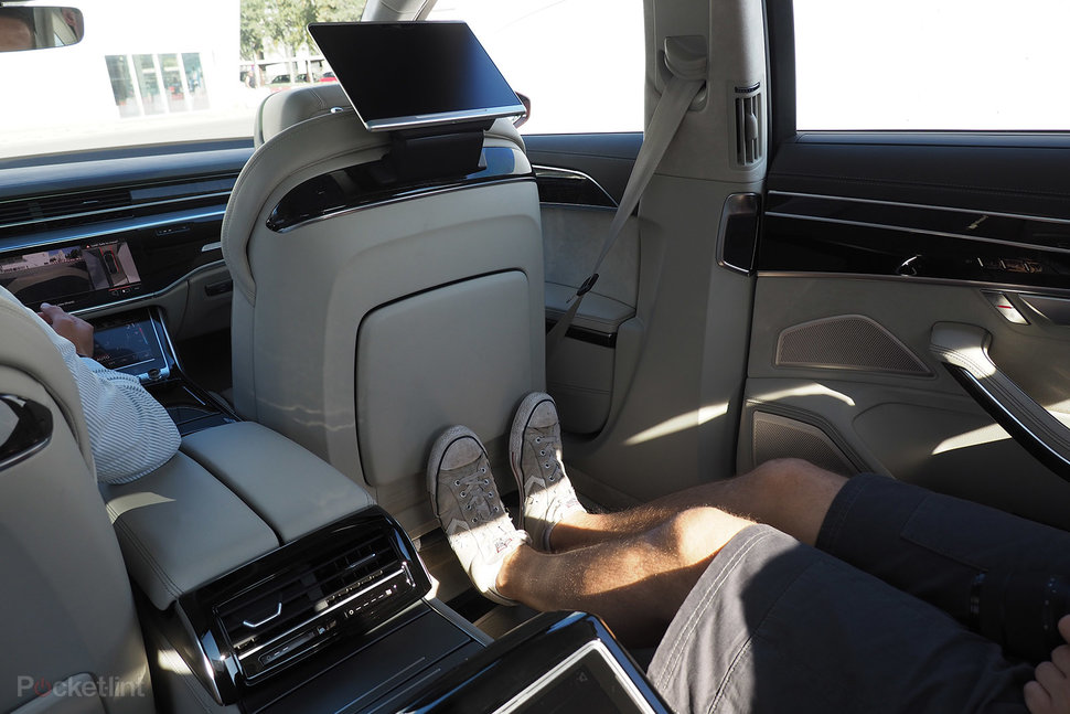 audi a8 interior images galleries with a bite. Black Bedroom Furniture Sets. Home Design Ideas