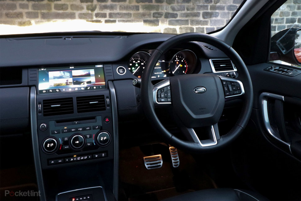 land rover discovery sport interior. Land Rover Discovery Sport Review Image 1 Interior