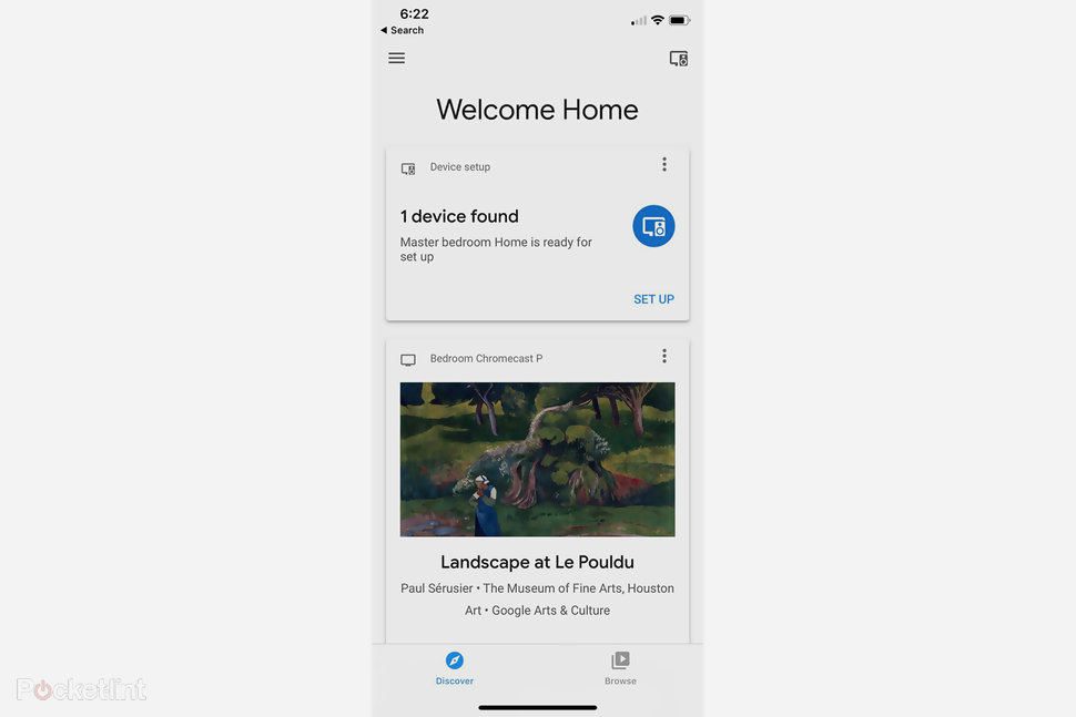 How to set up Google Home using your Android or iOS device - Po