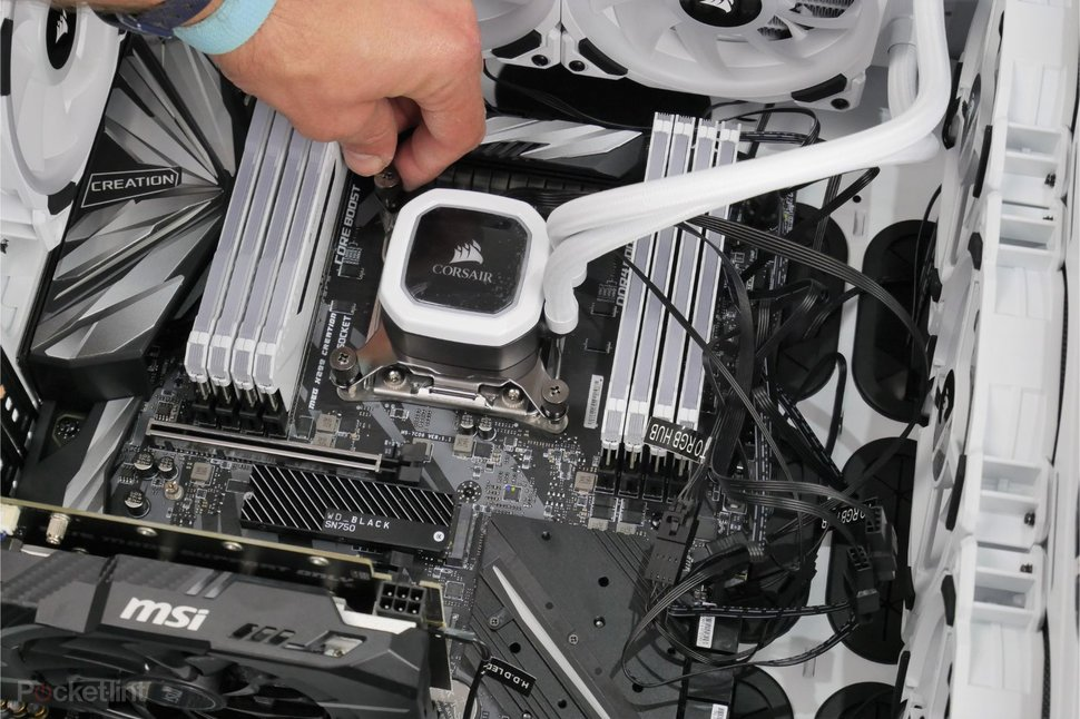 How to build and upgrade your own extreme gaming PC X Blade Computer Case Wiring Diagram on
