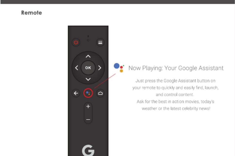 Will Google launch this Android TV dongle and Assistant remote