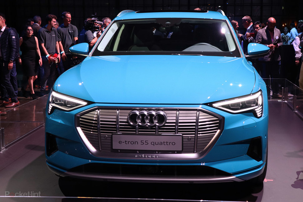 Audi Etron Range Price Specs Of The Allelectric SUV - Audi e car