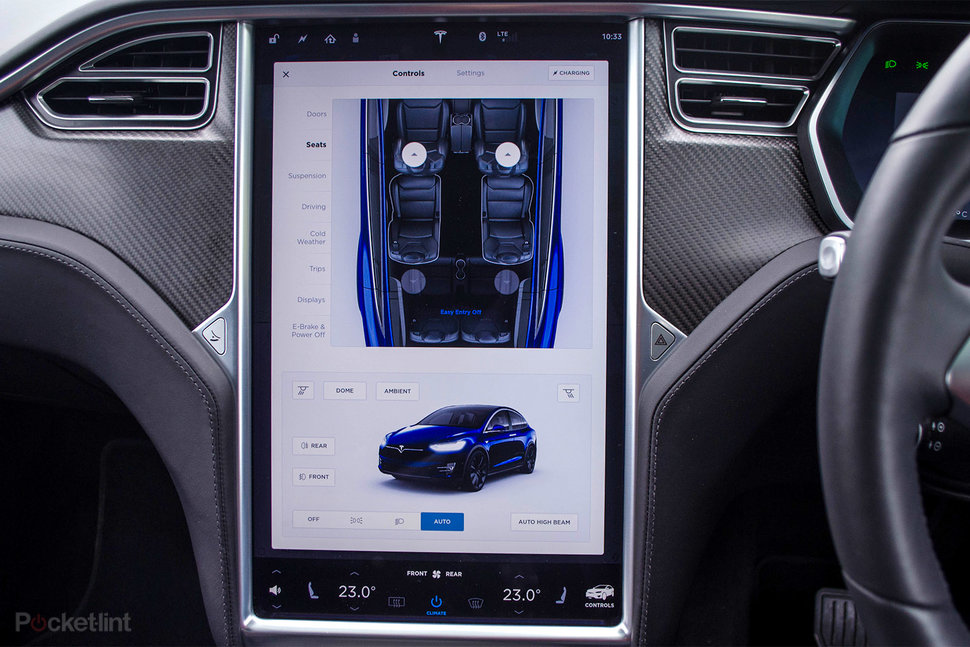 Tesla Model X Review The Ultimate Electric Suv Pocket Lint