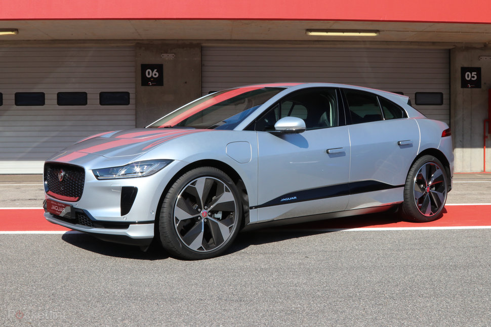 Jaguar i-pace Review – Exterior image 6