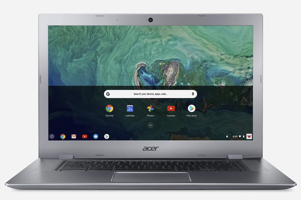 Acer goes after Google Pixelbook with convertible Chromebook Sp