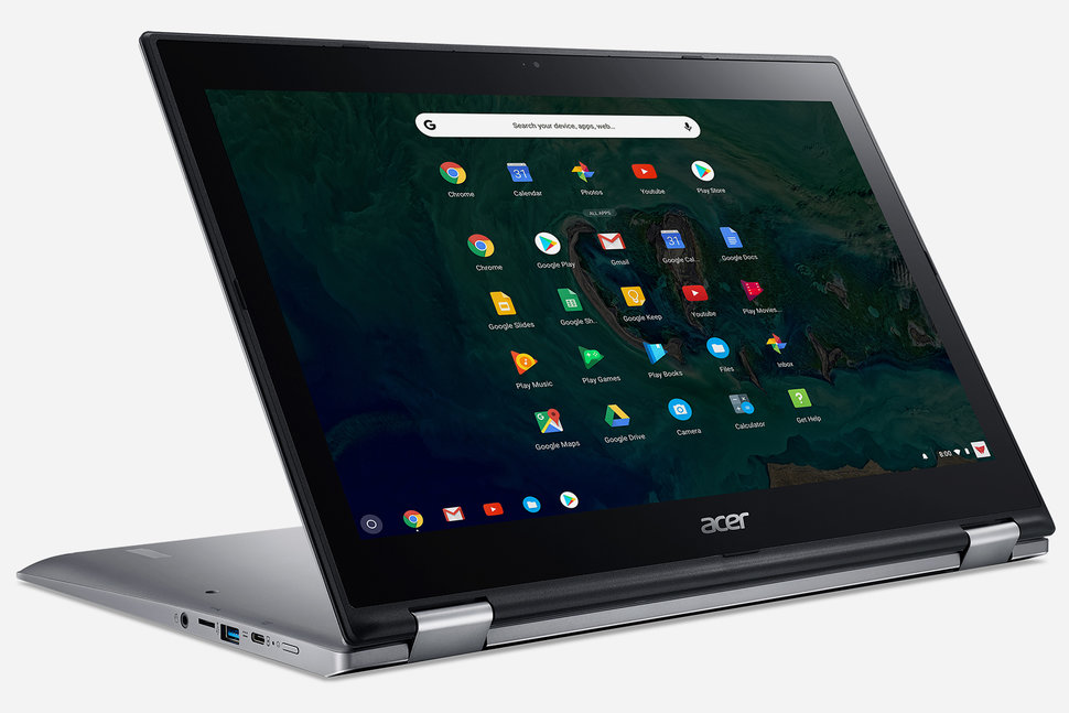 9a7337049cb Acer goes after Google Pixelbook with convertible Chromebook Sp