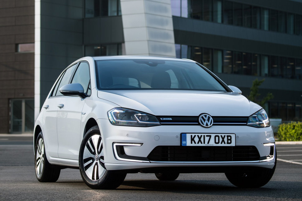 Volkswagen E Golf Review An Electric Emission Free Golf