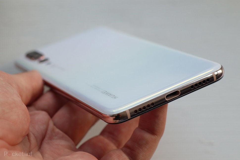 Huawei P20 Pro Pearl White up close: Check out our pictures