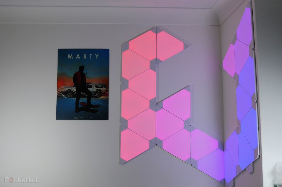 huge selection of b823f fd38b What is Nanoleaf? Smart light panels and Nanoleaf Canvas explor