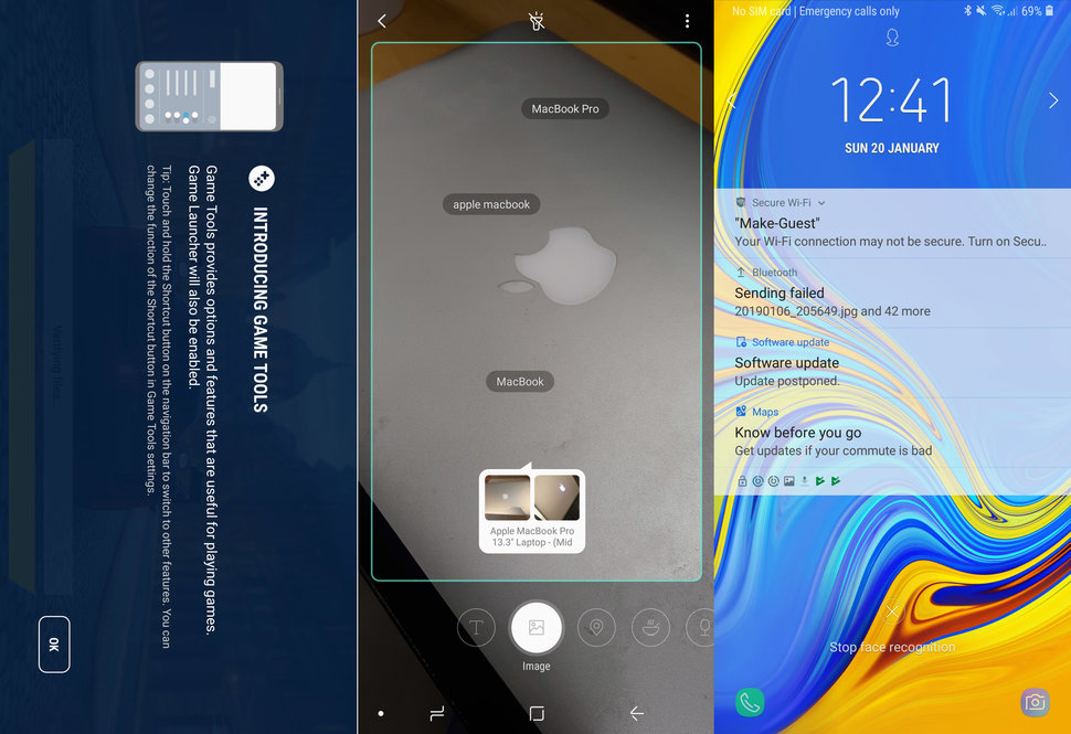 Samsung Galaxy A7 review software image 3