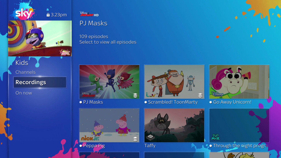 Sky Q Kids Safe Mode Rolls Out Turns Your Box Child Friendly