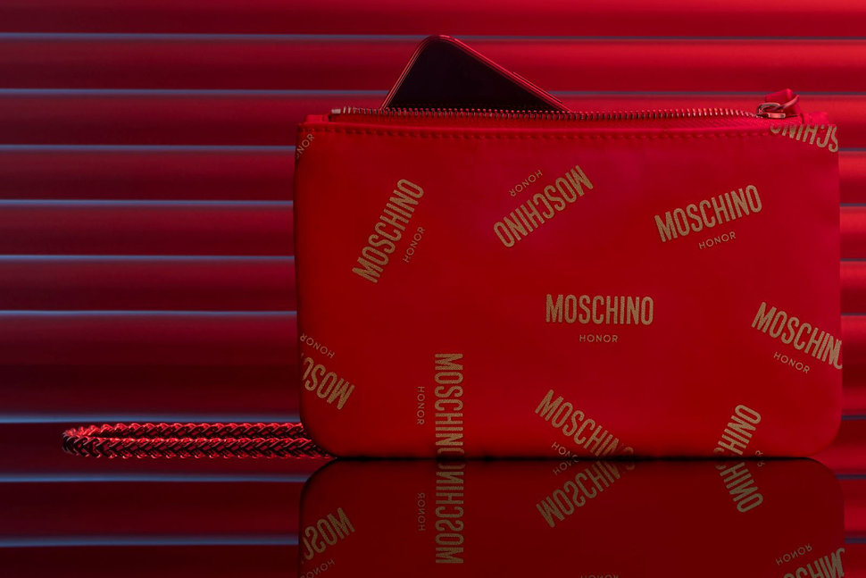 Honor and Moschino collaboration