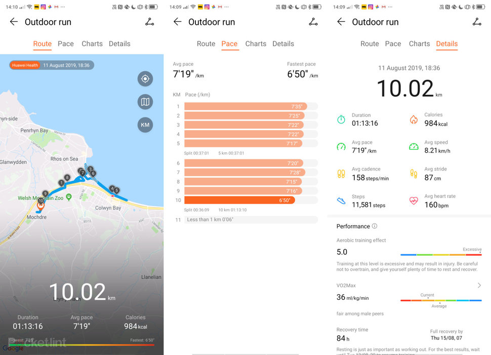 Huawei Band 3 Pro review: Fully-featured fitness tracker