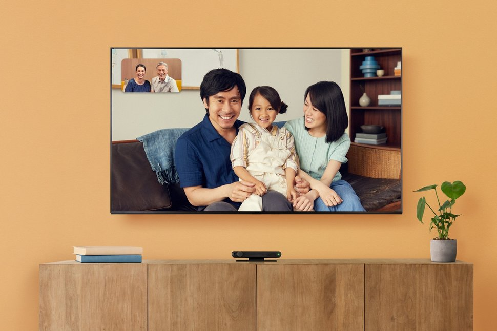 Facebook Portal TV official image 2