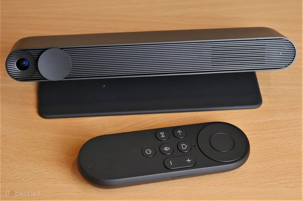 Facebook Portal Tv Review remote image 5