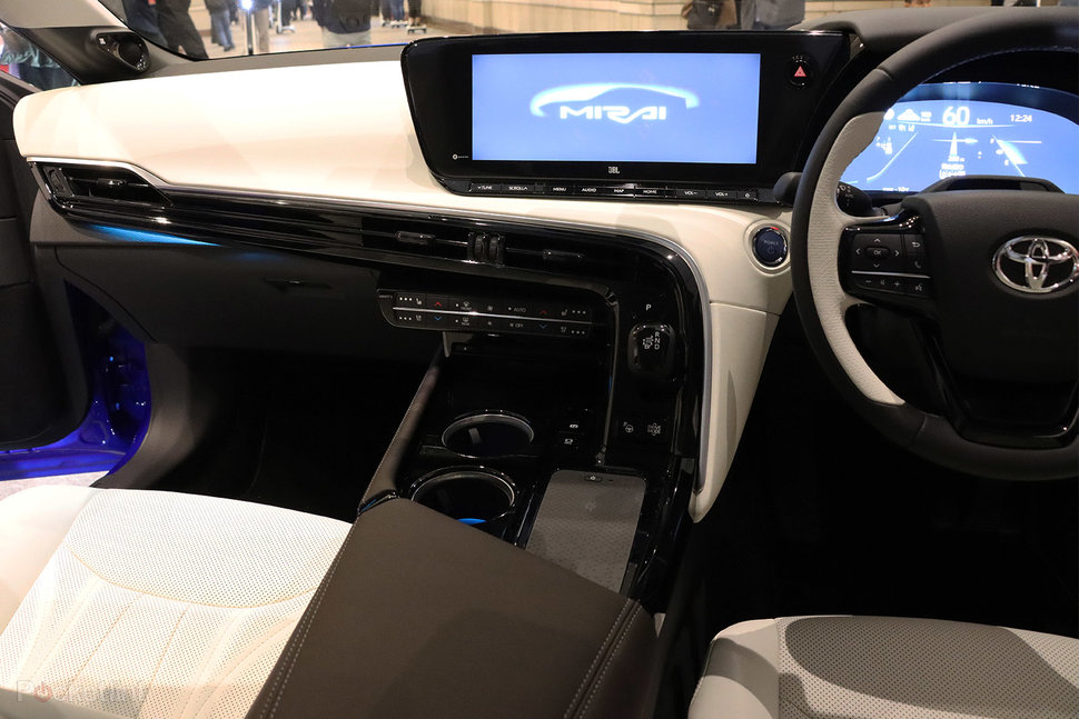 Toyota Mirai 2020 In Pictures A Fresh New Look